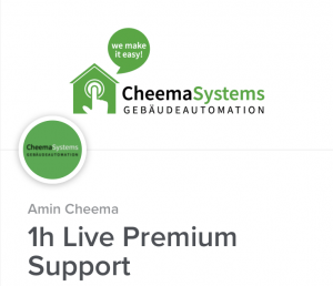 CheemaSystems Live Support