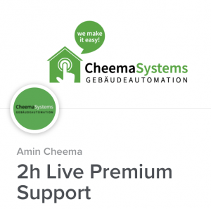 CheemaSystems Live Support 2h