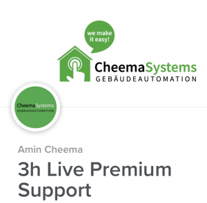 CheemaSystems Live Support 3h